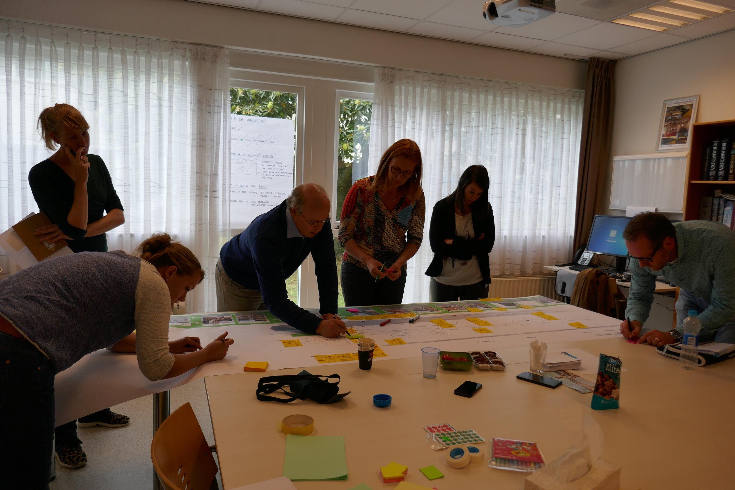 Stakeholder session