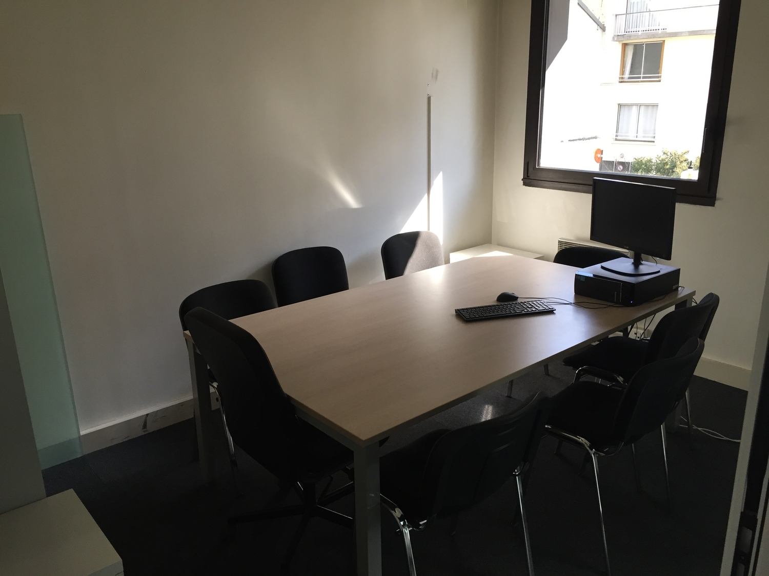 Venatus France meeting room