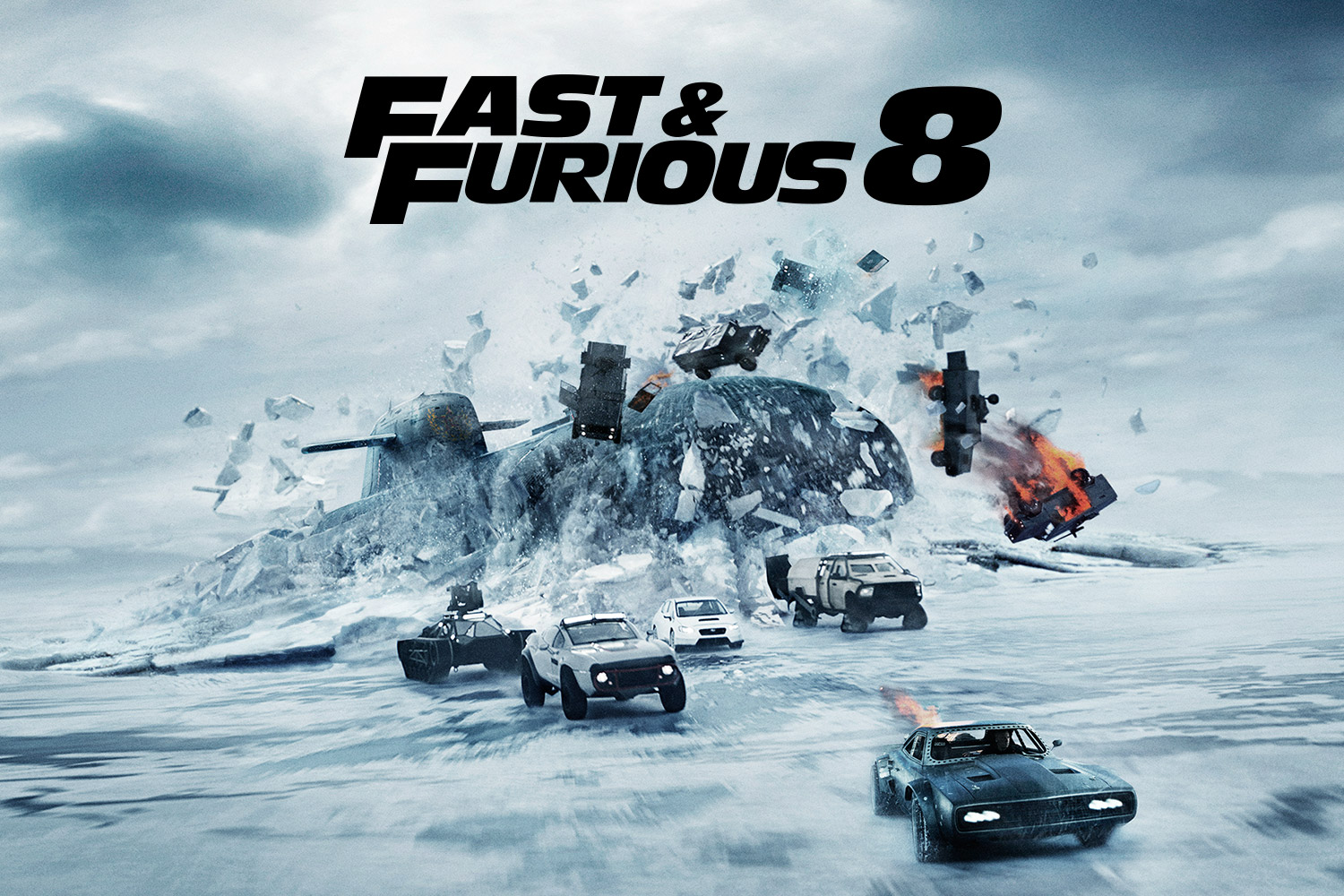 Fast and Furious 8 Promotional Image (C) Universal Pictures