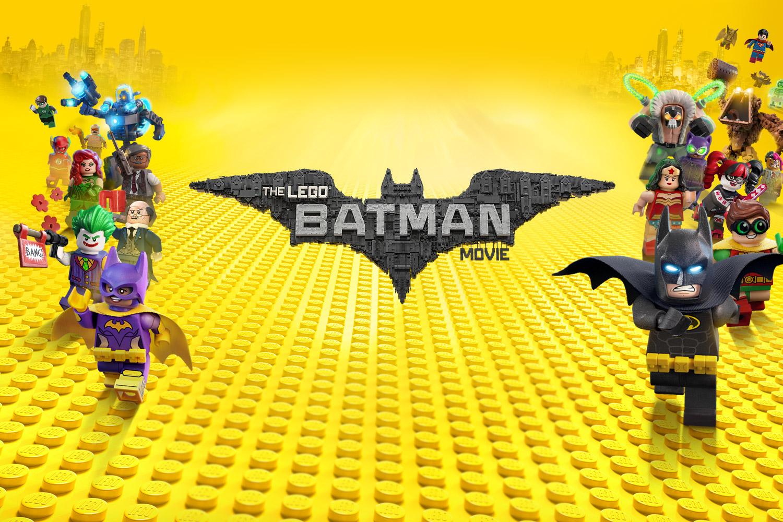 The Lego Batman Movie Promotional Image (C) Warner Bros