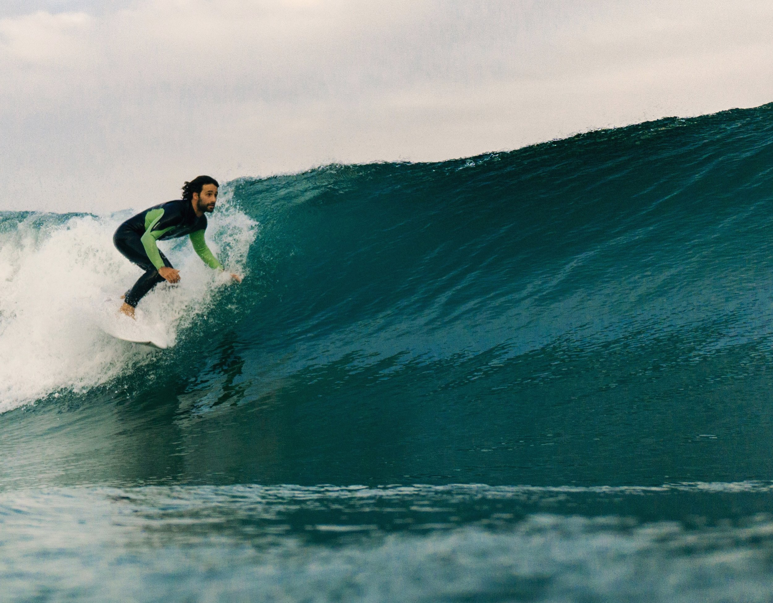Surfing Time! - Classes for beginners and coaching for more advance surfers.