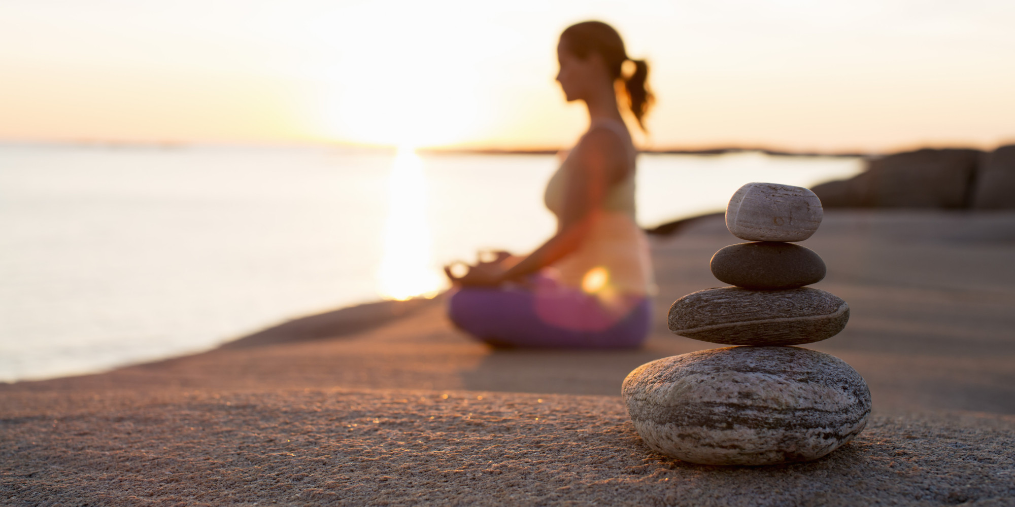 Morning Yoga and Meditation. - To wake the body up and reset our mind for the upcoming day.