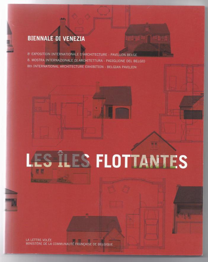 """""""Les îles flottantes"""", la lettre volée, septembre 2002, pages 9 à 11."""