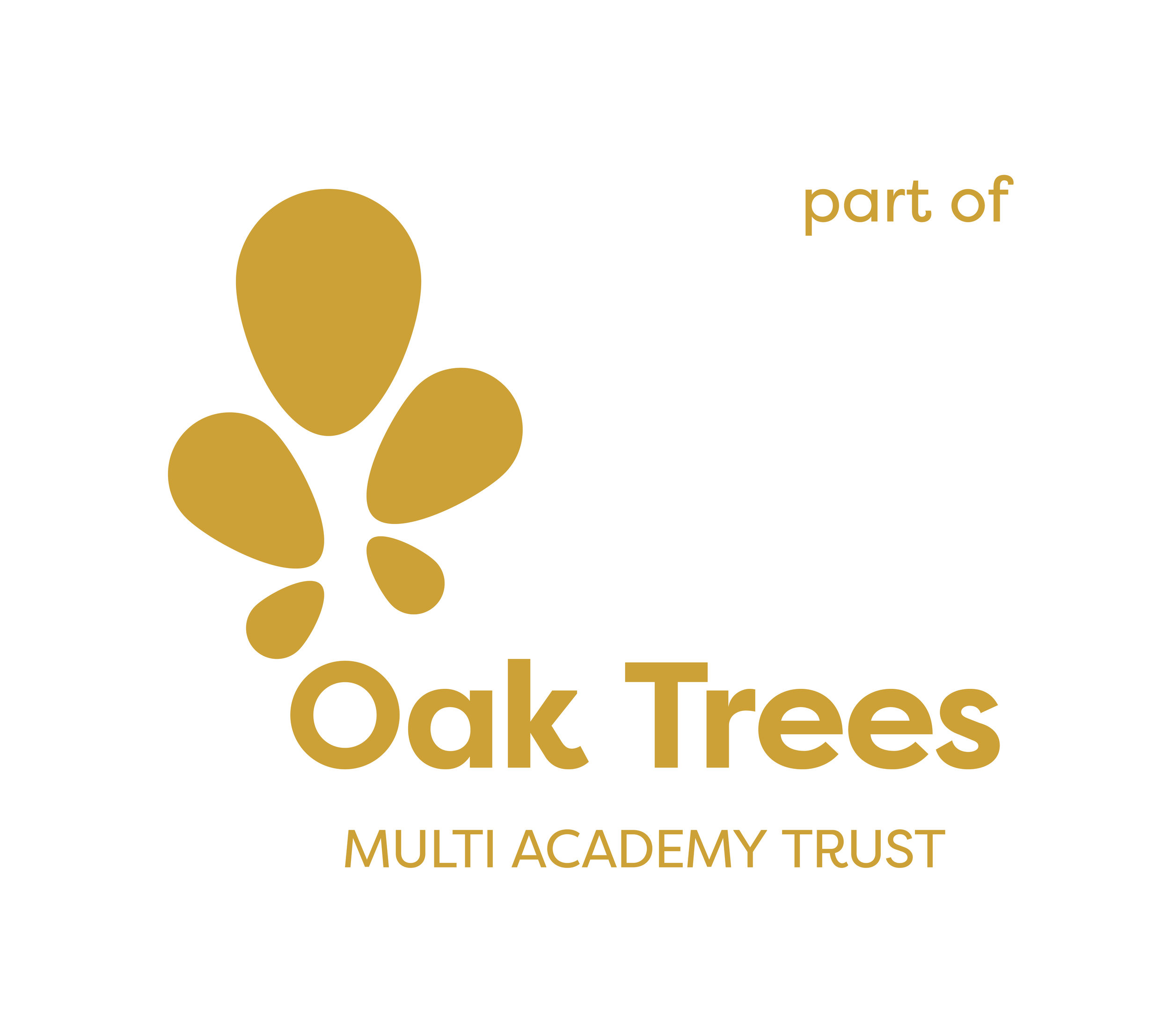 - Click on the link for the Oak Trees Multi Academy Trust website