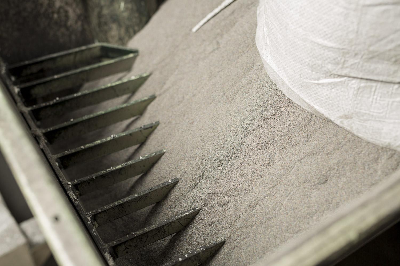 Materiale Micronizzato