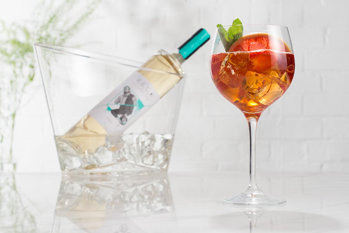 XECO SPRITZ - Fino sherry, sweet vermouth, Aperol, a dash of soda water
