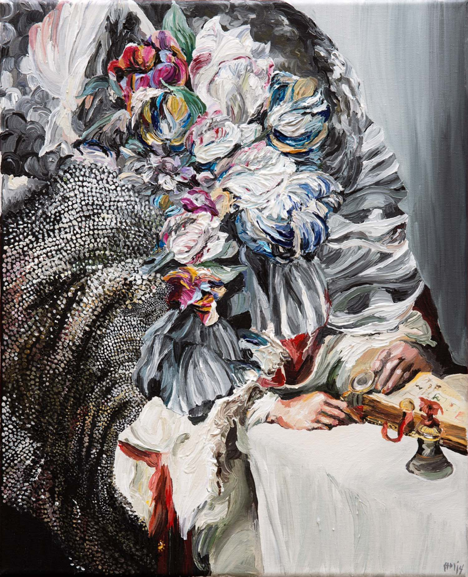 The Maid of Magnificence, 2014