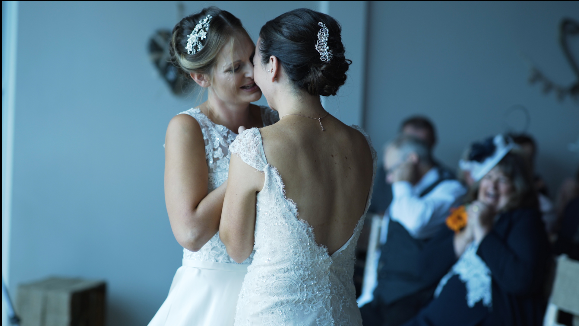 Bethan and Victoria's Yorkshire Wedding -