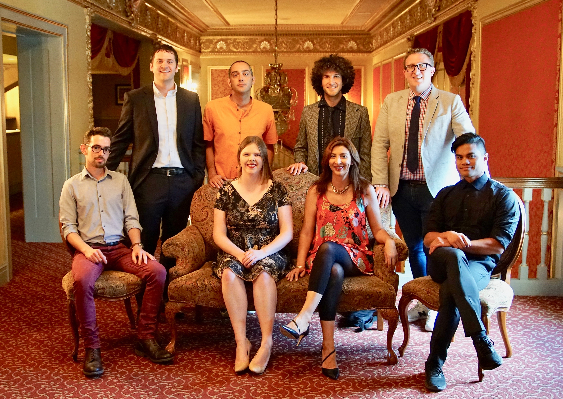 The 2017 MICF resident composers
