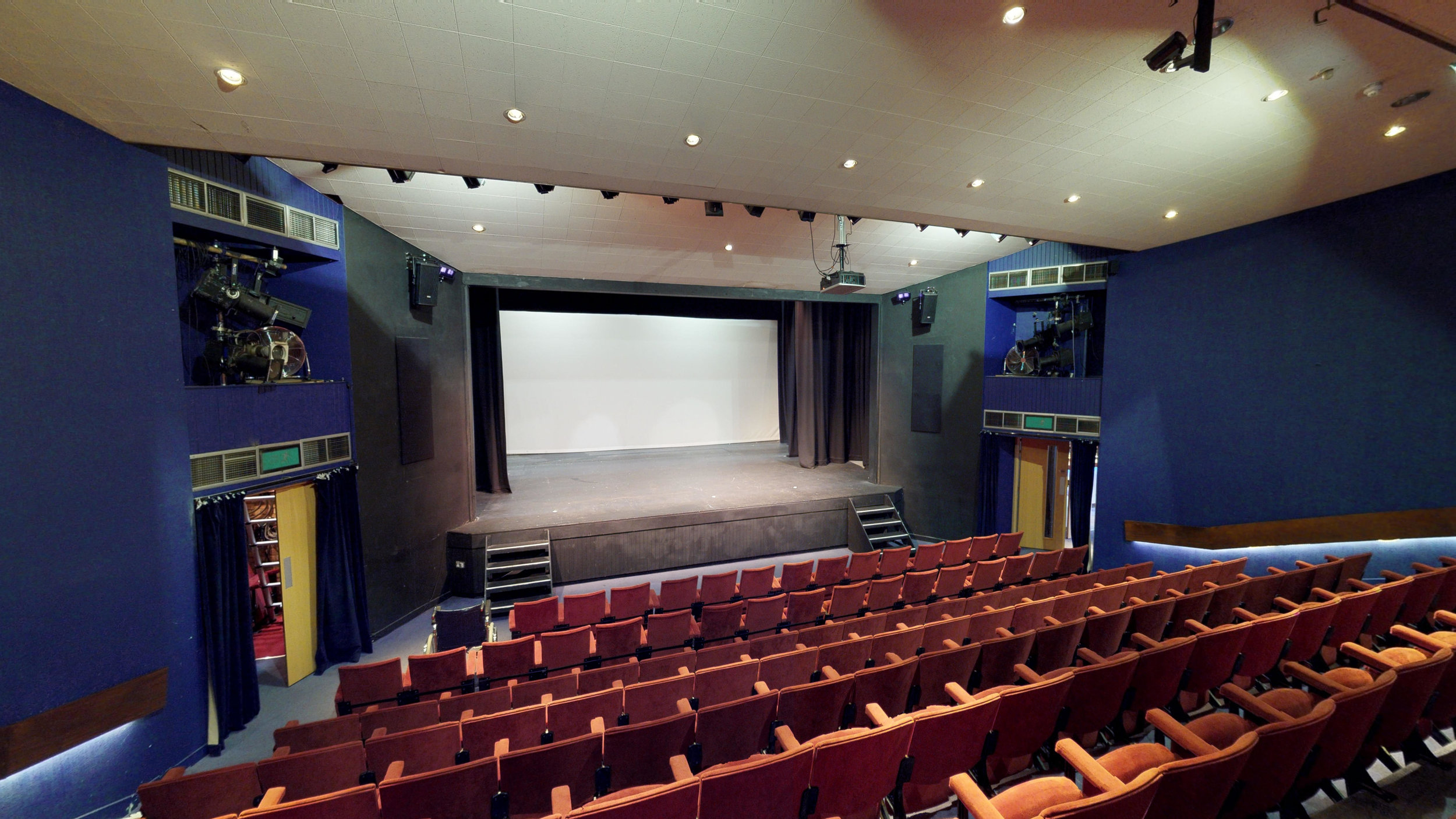 Abbey Theatre,St Albans. - Commercial