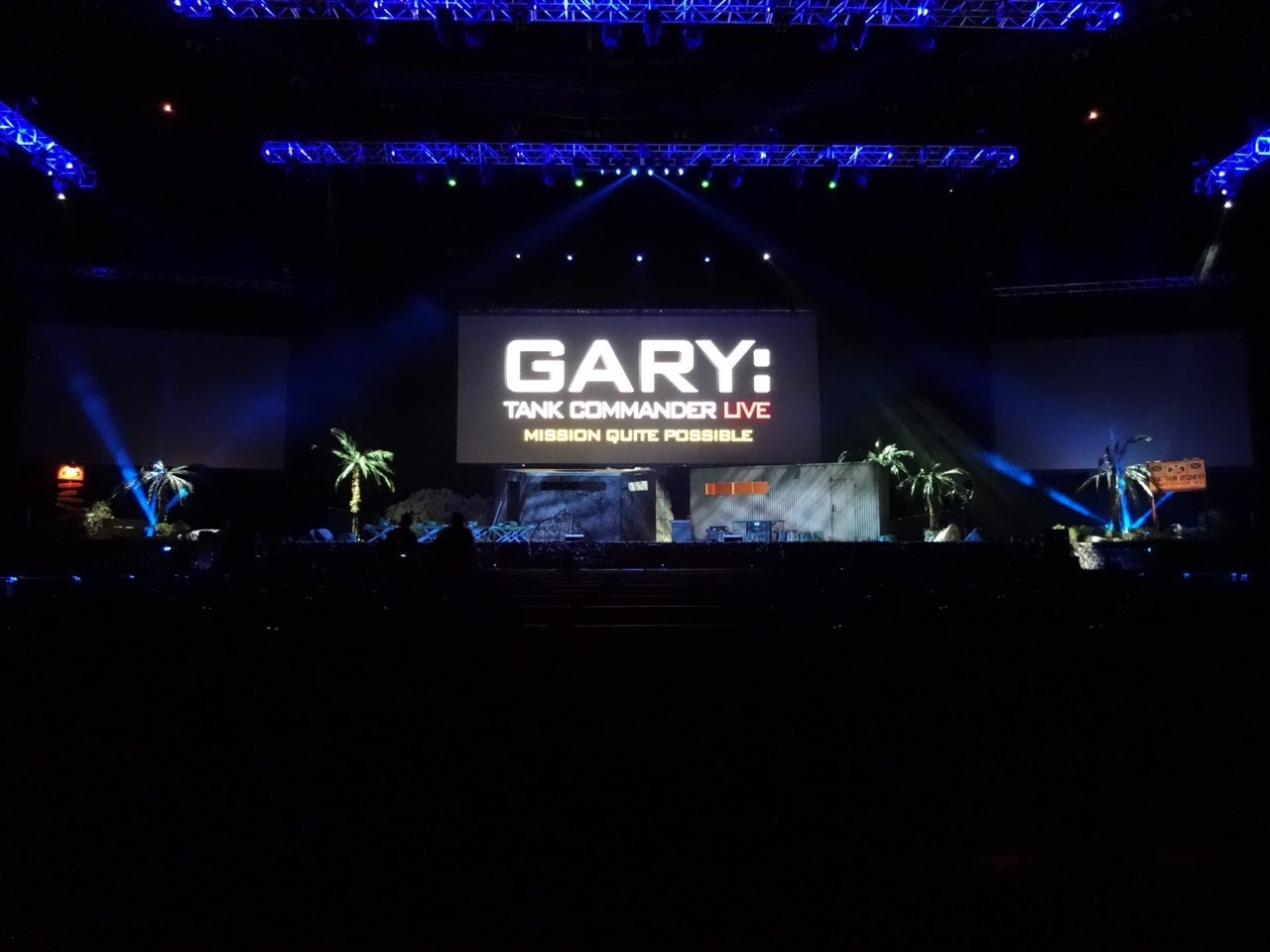 Gary: Tank Commander Live