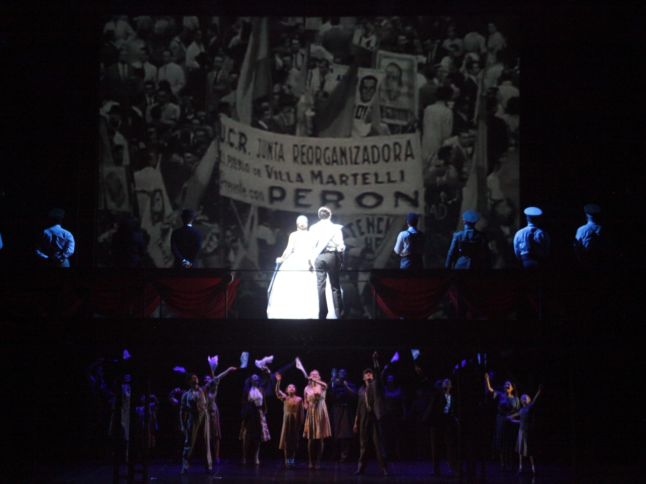 Evita - International Tour