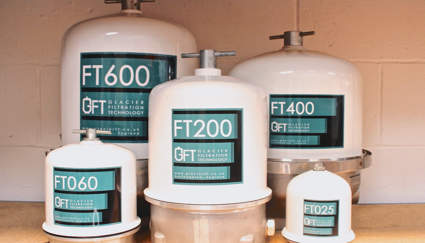 SOLUTION:  Premier Separator Services Glacier FT Centrifugal Oil Filters- click to find out more!