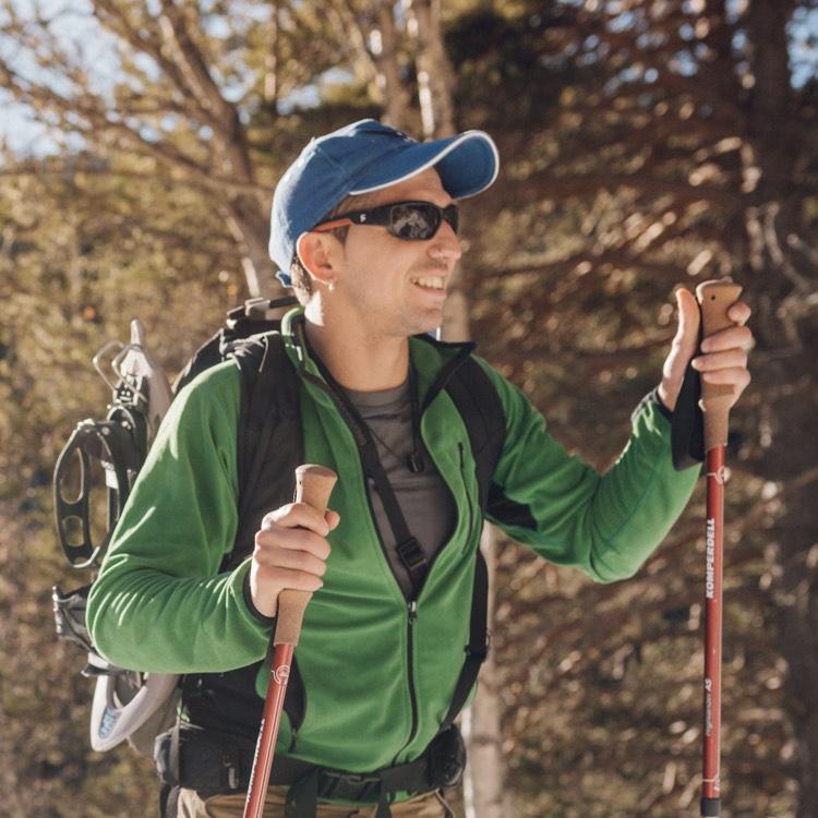 #David Aguila - Guía de Montaña