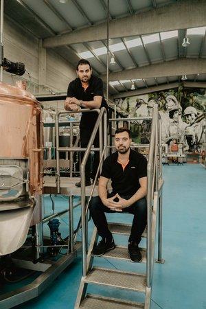 #Jordi & Miquel - Cervezeros