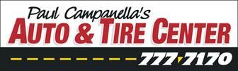 Paul Campanellas Auto & Tire Center