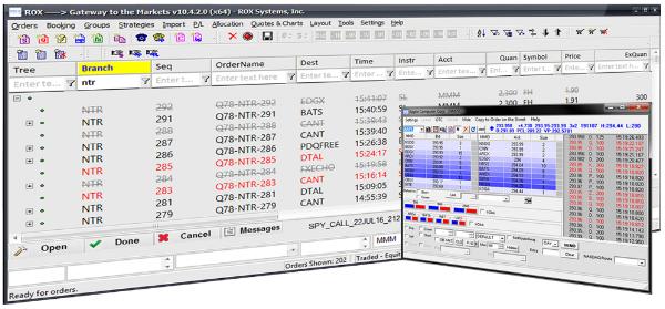 ROX Lek Securities