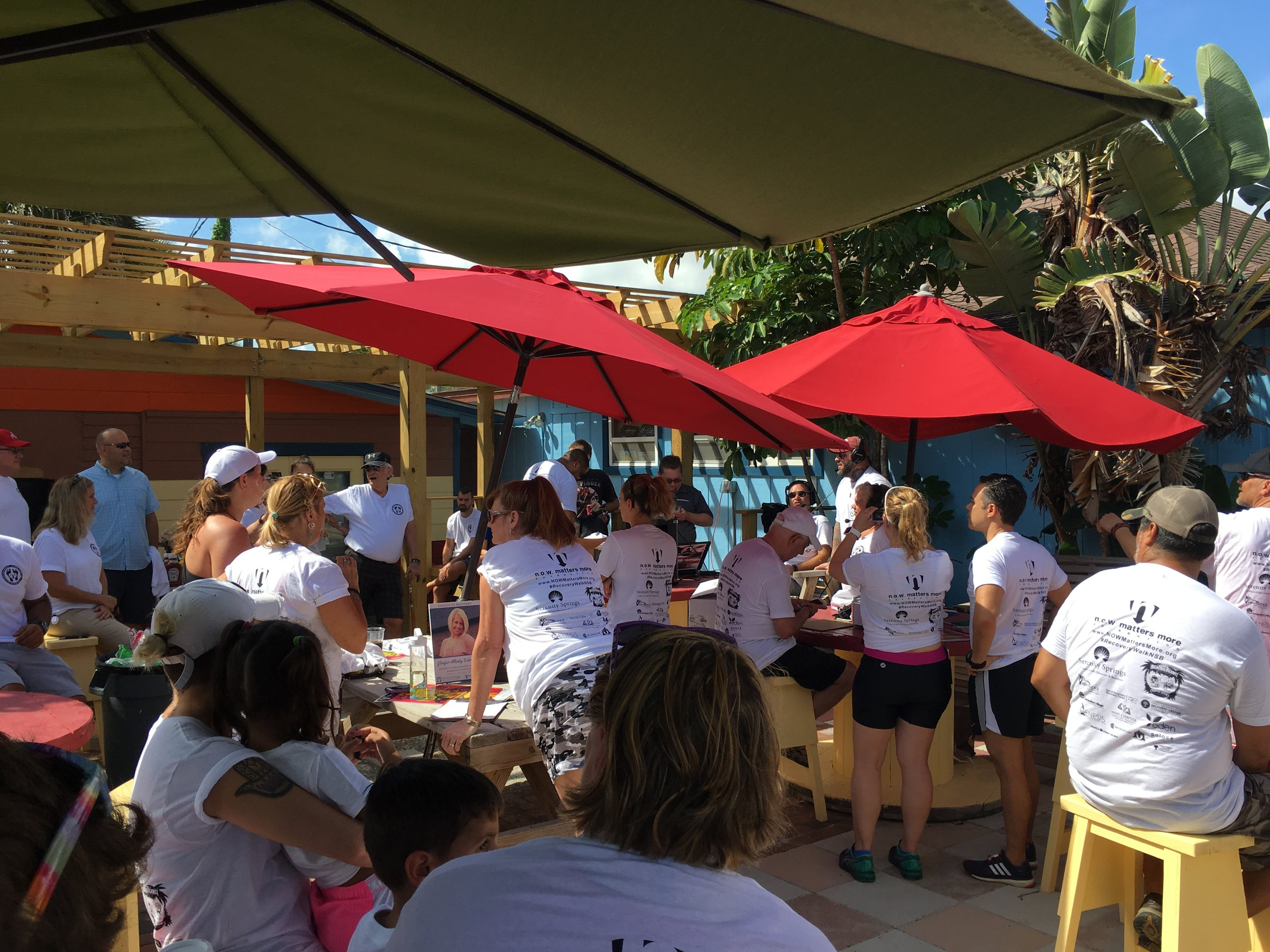 Recovery Walk: NSB 2016