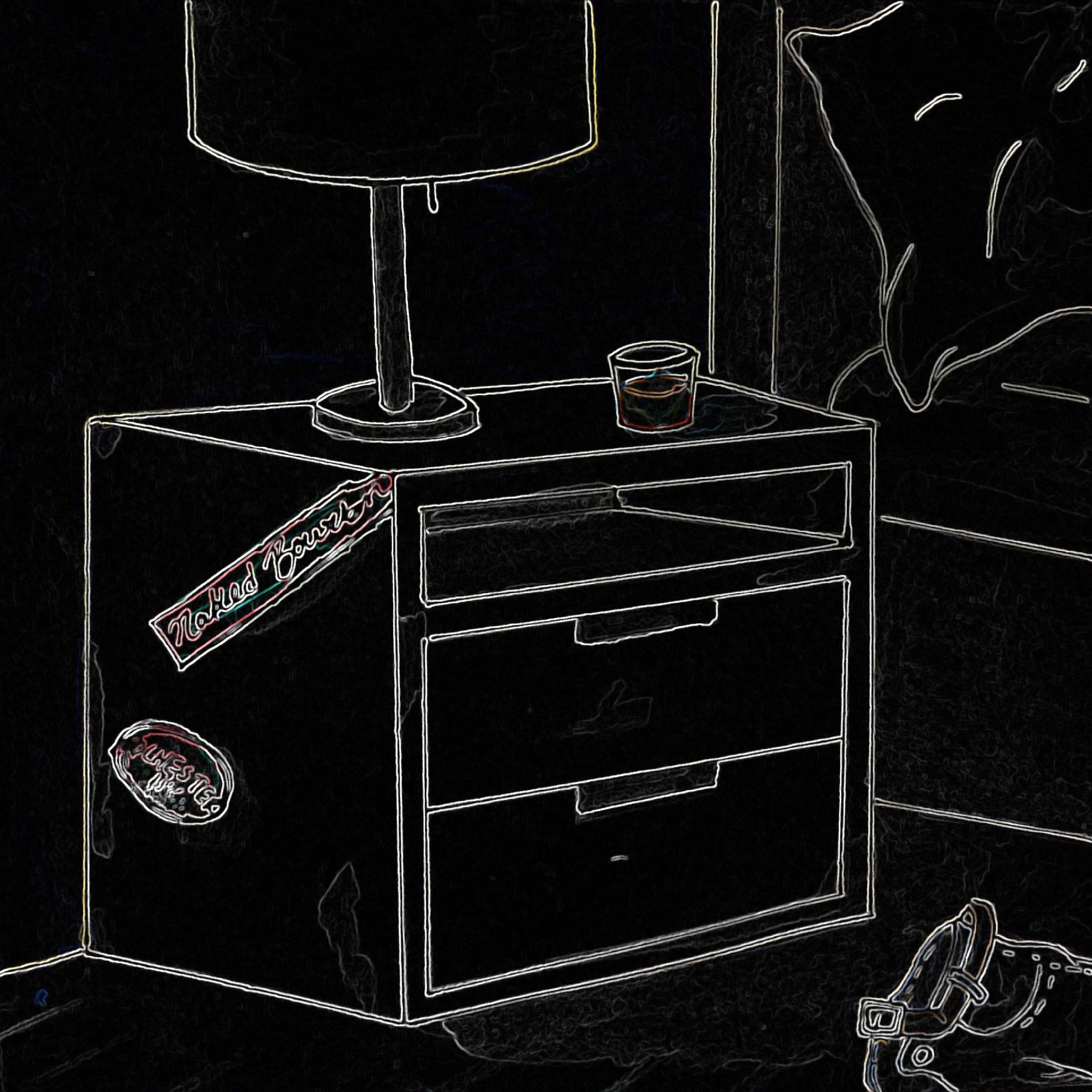 Naked Bourbon (EP, 2018)