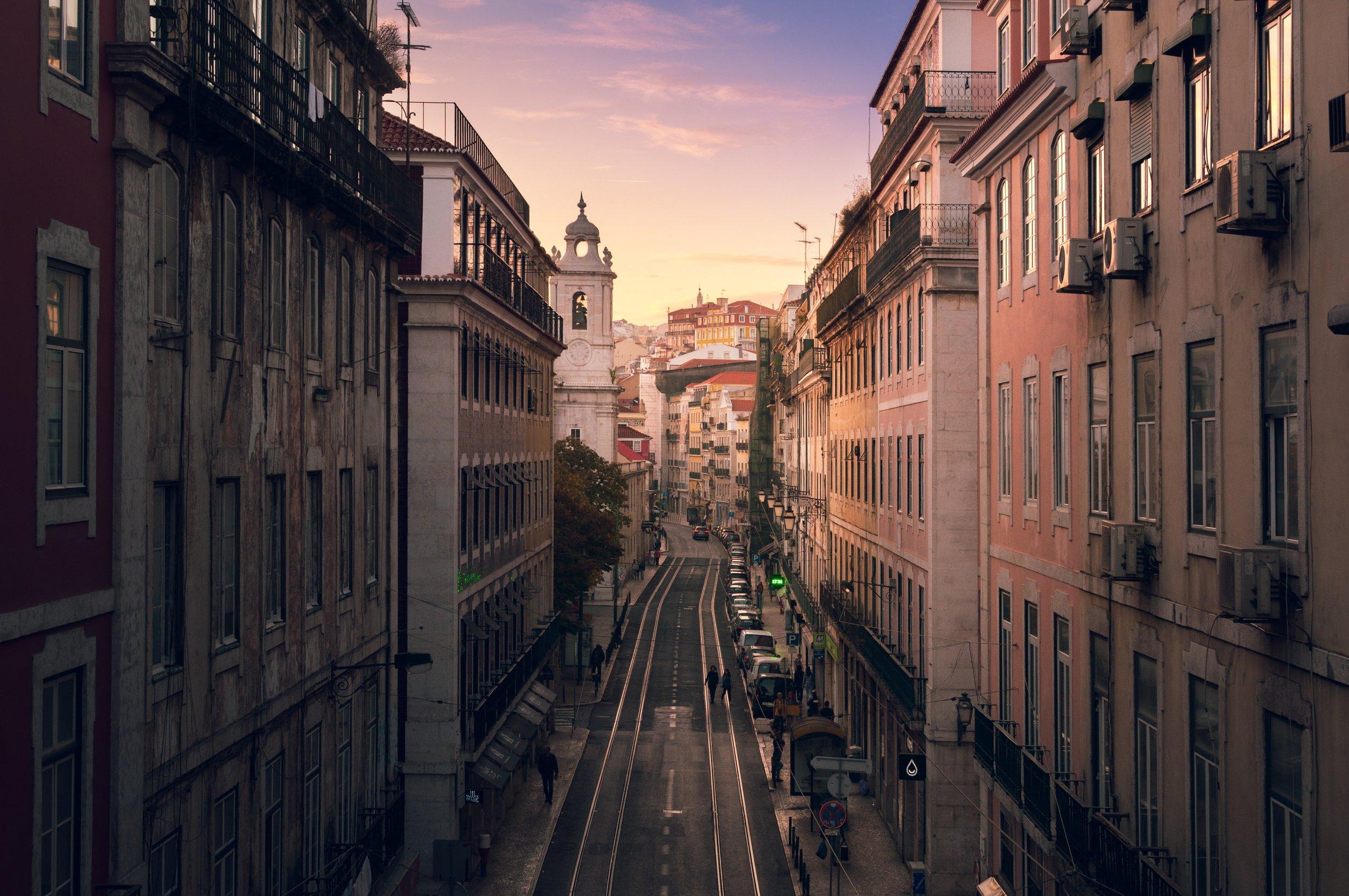european cities -