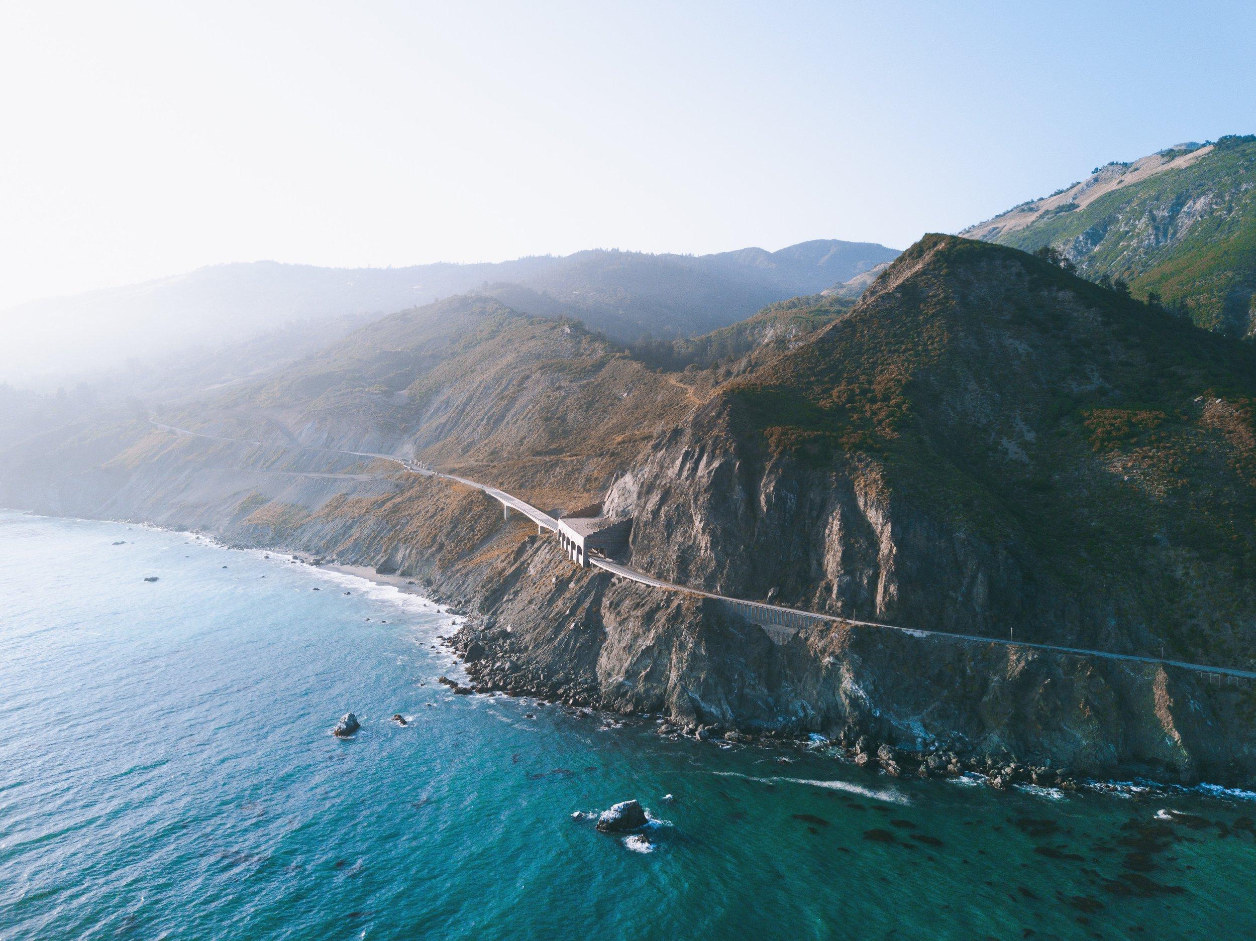 San Fran to LA -