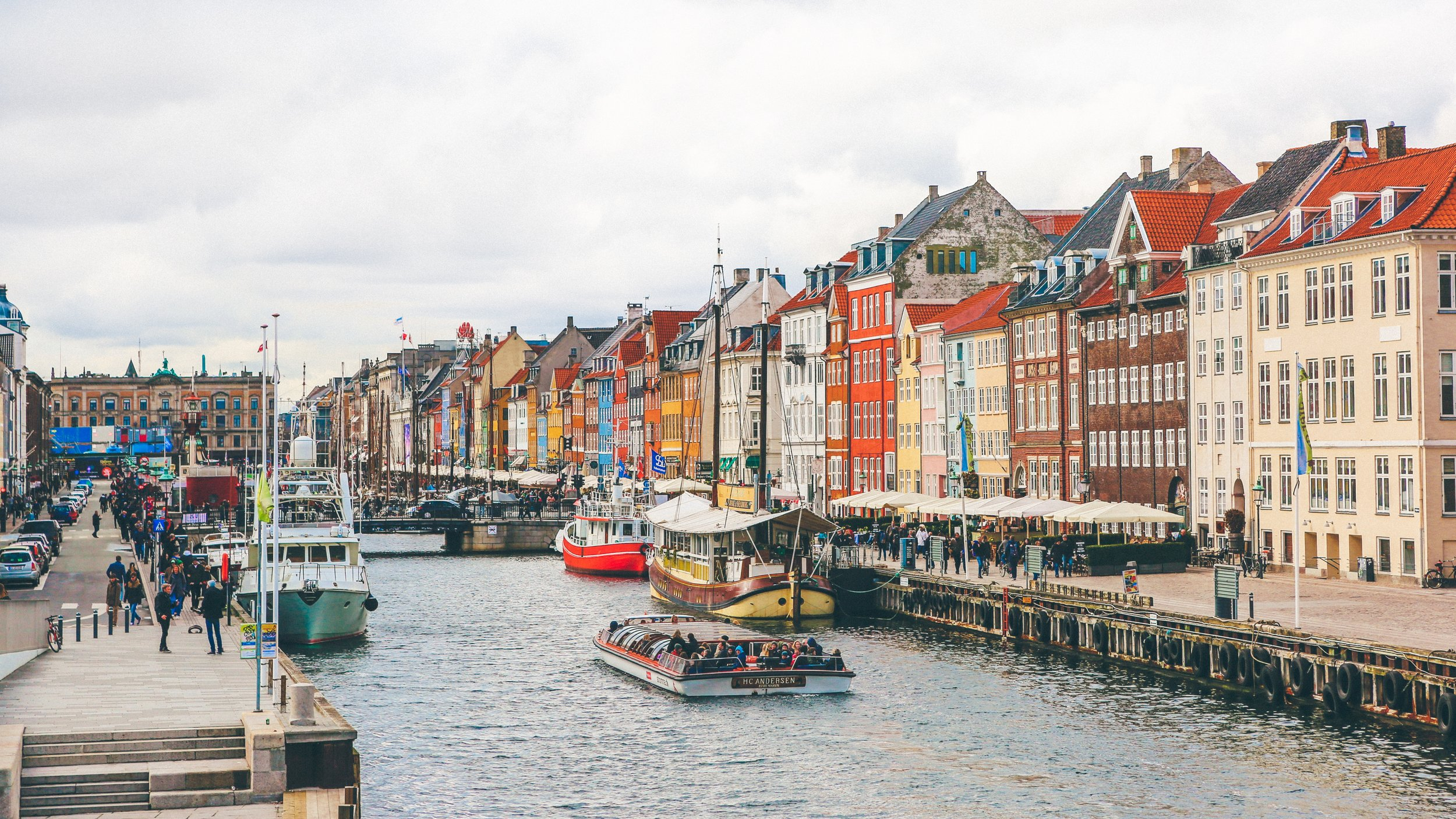 scandi cities -