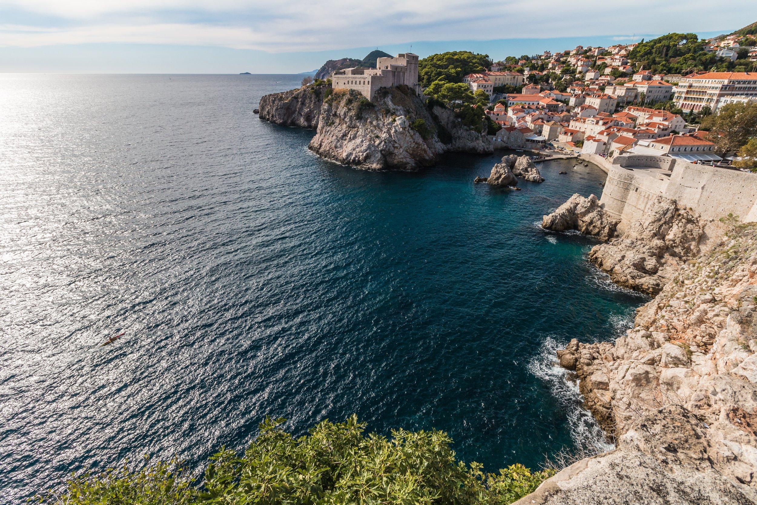 croatia + montenegro -