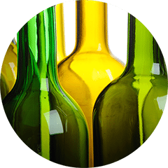 It's green.   Reusing your wine bottles reduces the amount of glass that needs to be produced for wine consumption. Being enviro-friendly benefits us all.