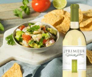 En Primeur- Pinot Grigio