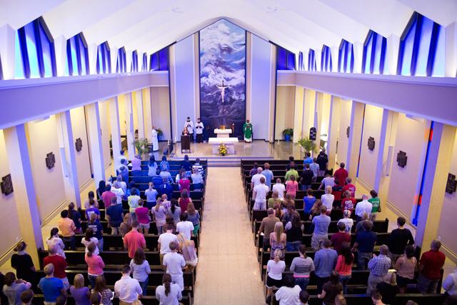 St. Thomas Aquinas Church (1960-2014)