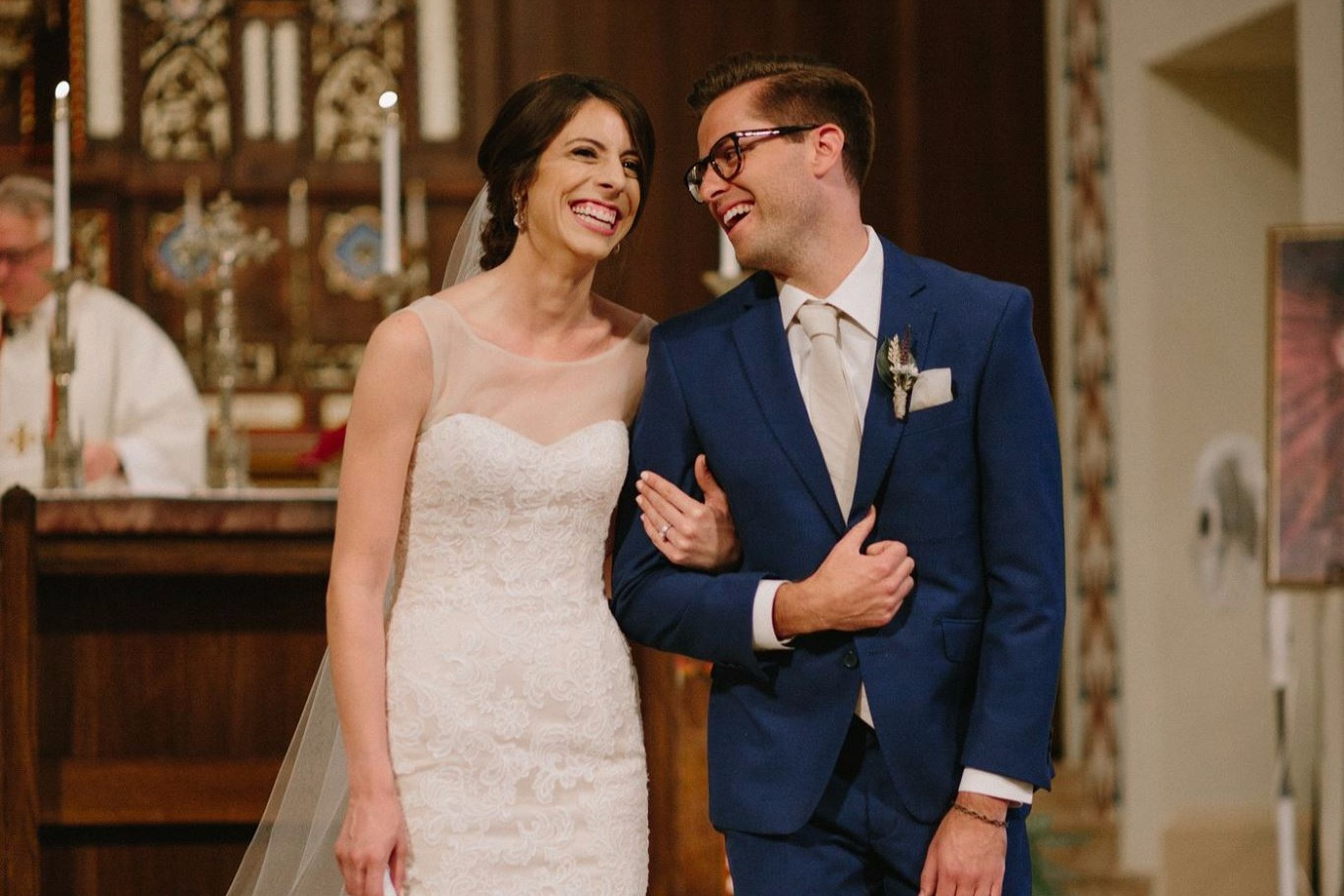 Weddings - Are you interested in getting married at St. Thomas Aquinas? Learn about requirements and get your questions answered here.