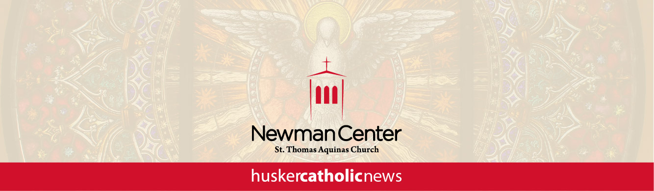 "Our weekly paper bulletin has gone electronic!  Sign up to get a weekly message from Father, tithing information, and upcoming event info right in your inbox!   Want to advertise your Newman Center ministry or event?  Submit newsletter entries by Thursday at 7pm below! Be sure to put ""weekly newsletter"" in the subject line."