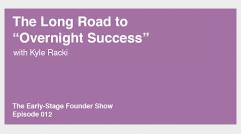 Early Stage Founder Podcast -