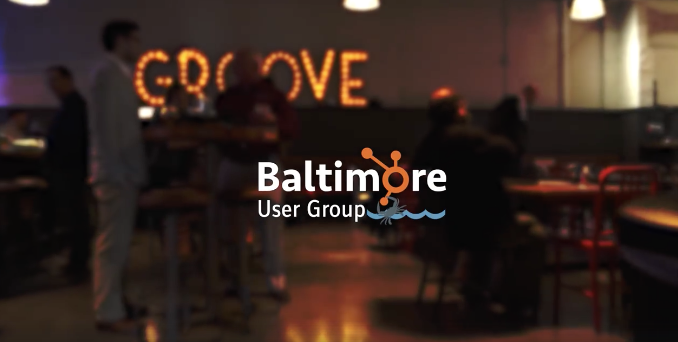 Hubspot User Group in Baltimore