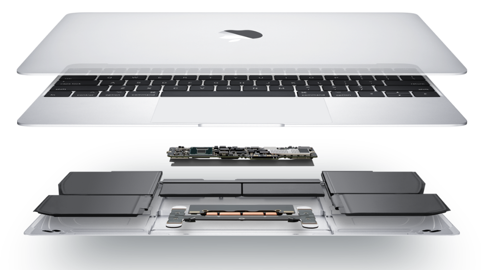 2015 MacBook - 12inch model