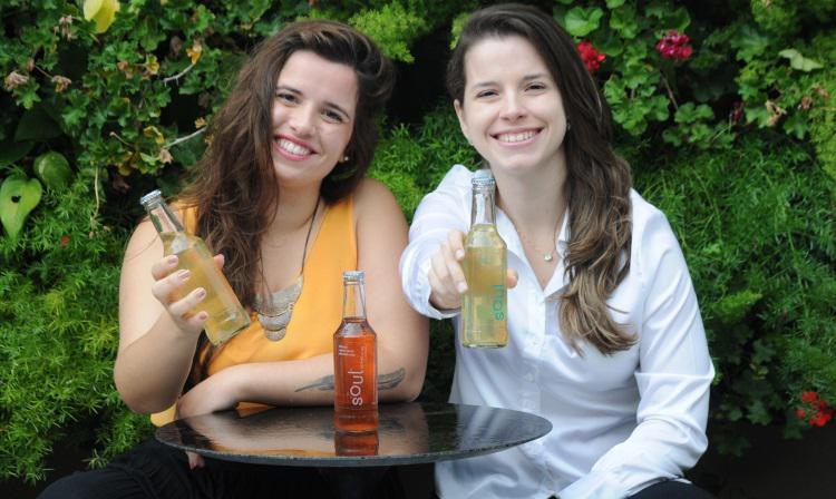 Soul Kombucha    (Brazil)   We had an amazing time learning from Mannanova, developing delicious and stable flavors. As we are a local crafted kombucha company, all the high quality service and information that Mannanova Solutions provided was essential to make our idea come true.   – Isabela Christo and Isadora Darwich, Founders.