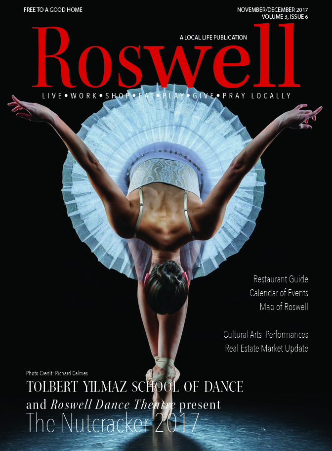 Roswell Magazine - November / December 2017  (click to read)