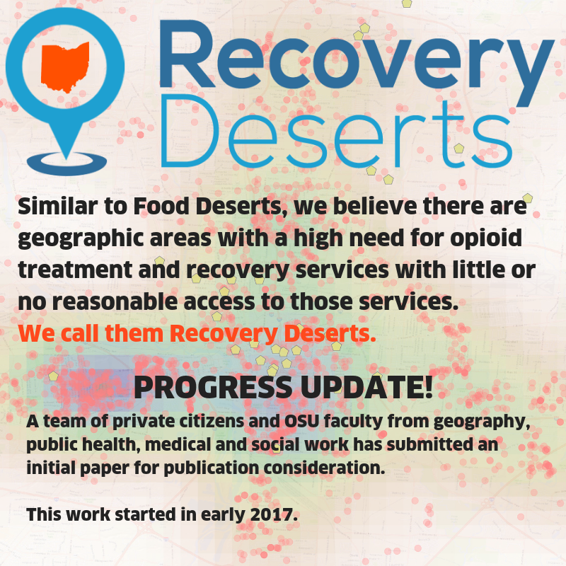 Similar to Food Deserts, we believe there are geographic areas that have a high demand for treatment and recovery services and low or no reasonable access to them. (1).png