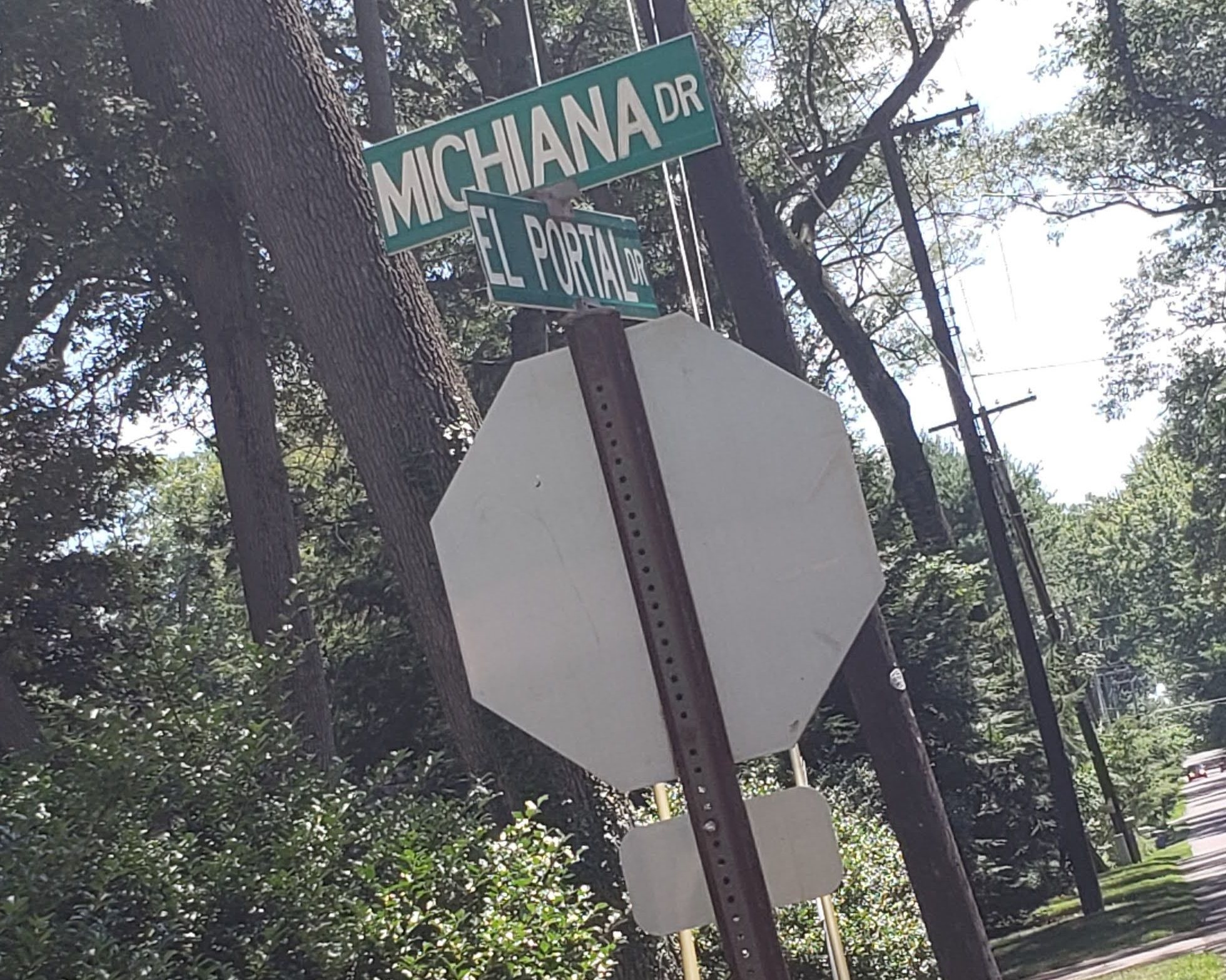 Michiana Drive they call it