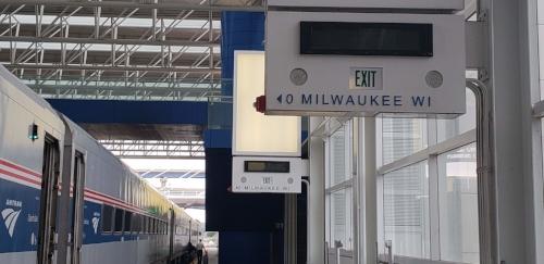 90 Mins to Milwaukee