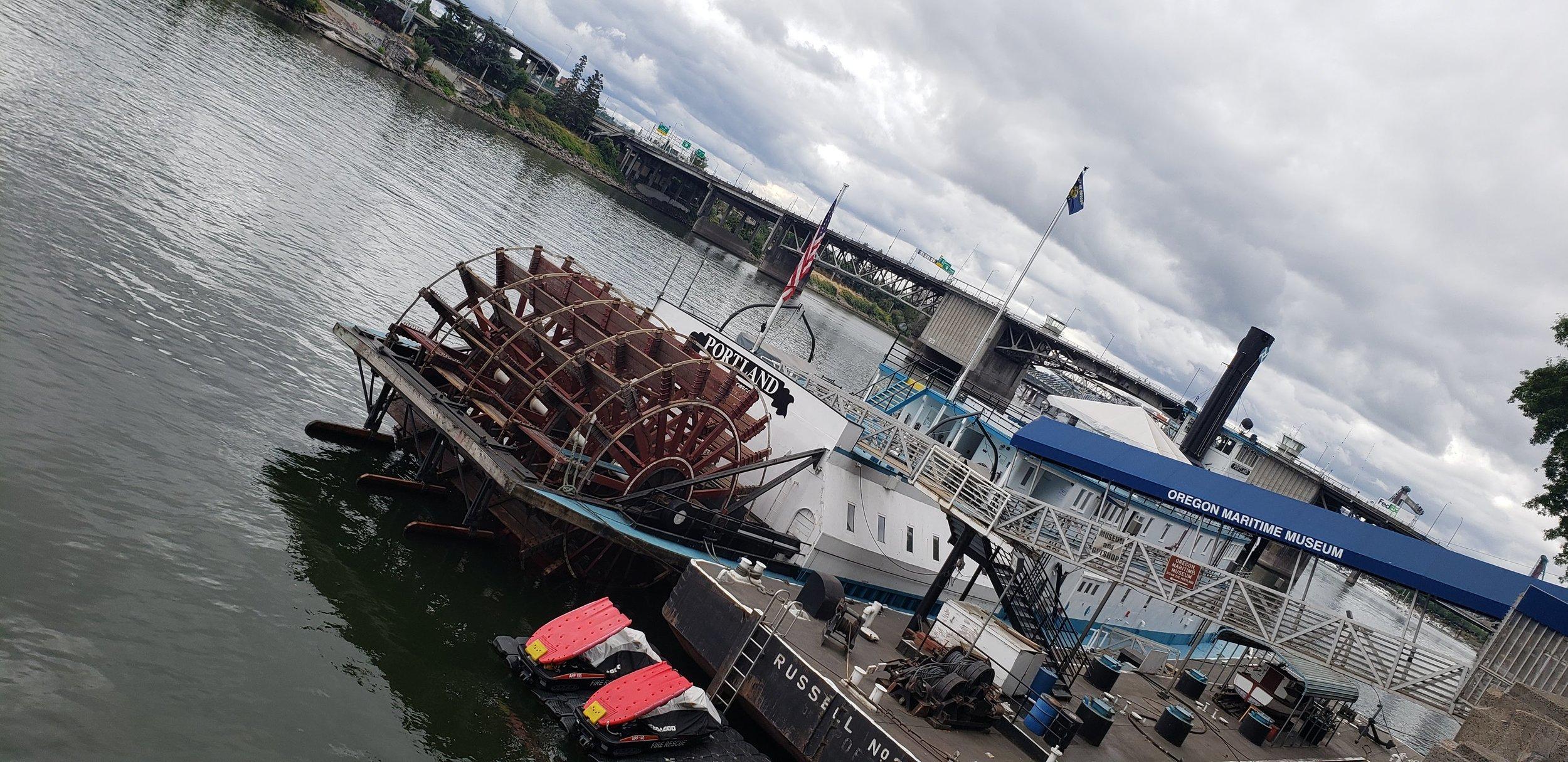 Portland Riverboat