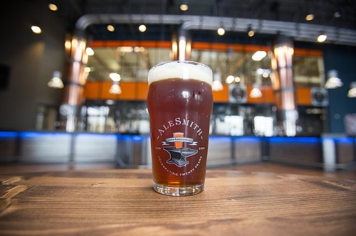 "AleSmith Brewing Company -- A ""can't miss"" stop on a beer tour of San Diego"