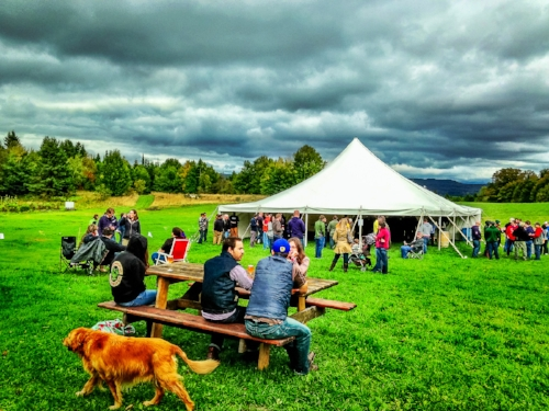 """Some of the world's most highly rated beers in our very highly rated setting. Hill Farmstead is worth a """"hike""""."""