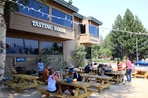 Mammoth Brewing Co., a place to revel in all the adventures you just had...and the many more beer adventures that you're about to experience at their Tasting Room.