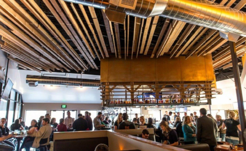 You can call it fate, but if you wind up here, at Fate Brewing Co., we call it really really smart planning.