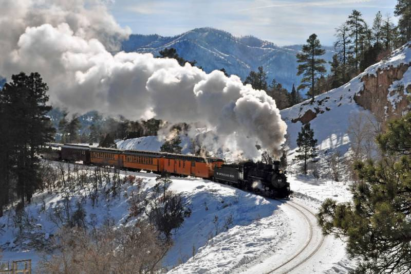 Ever want to ride the Polar Express? Or chop down your own Christmas Tree? Or drink good beer after doing these things?