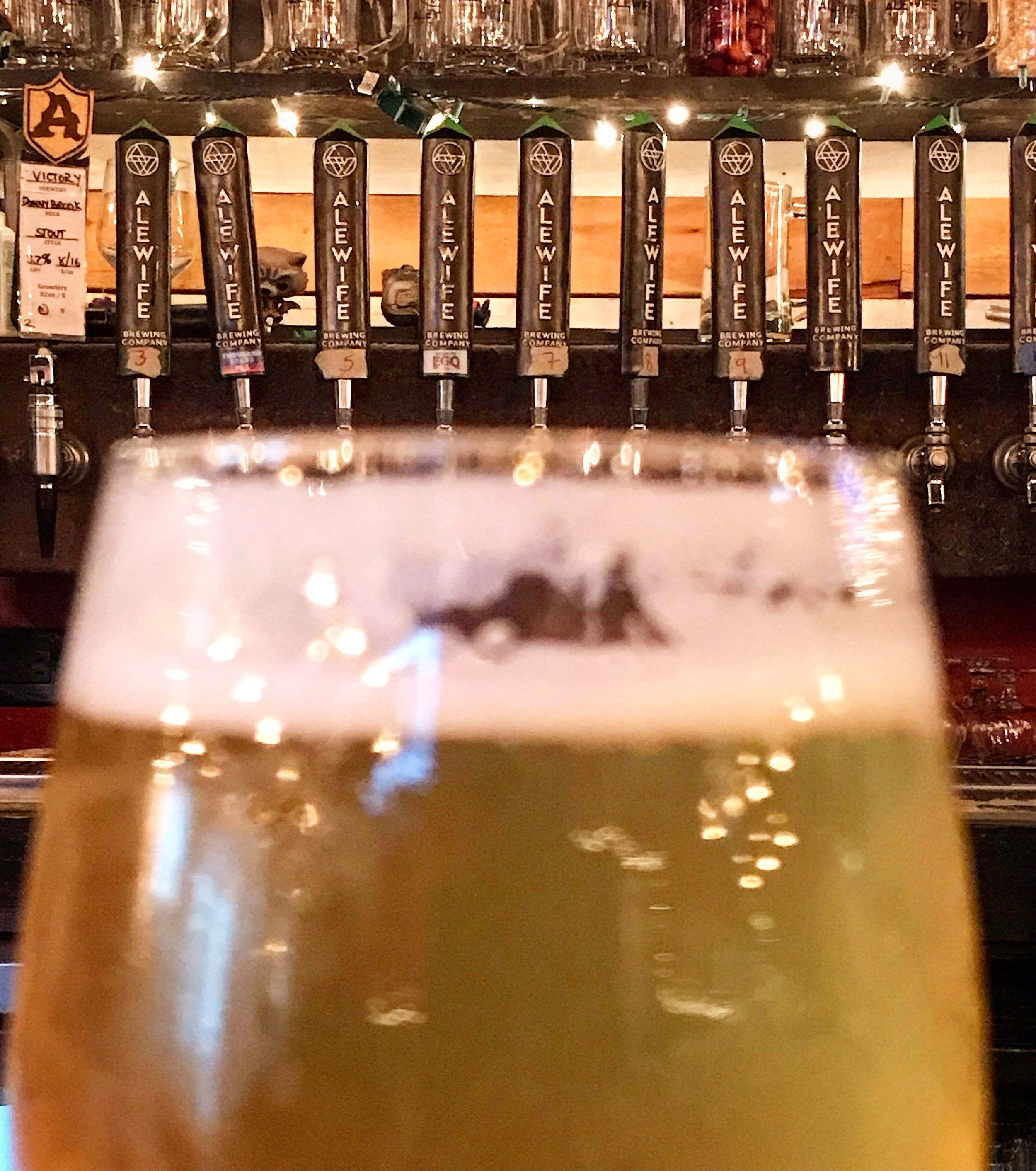 NYC Craft Beer day -