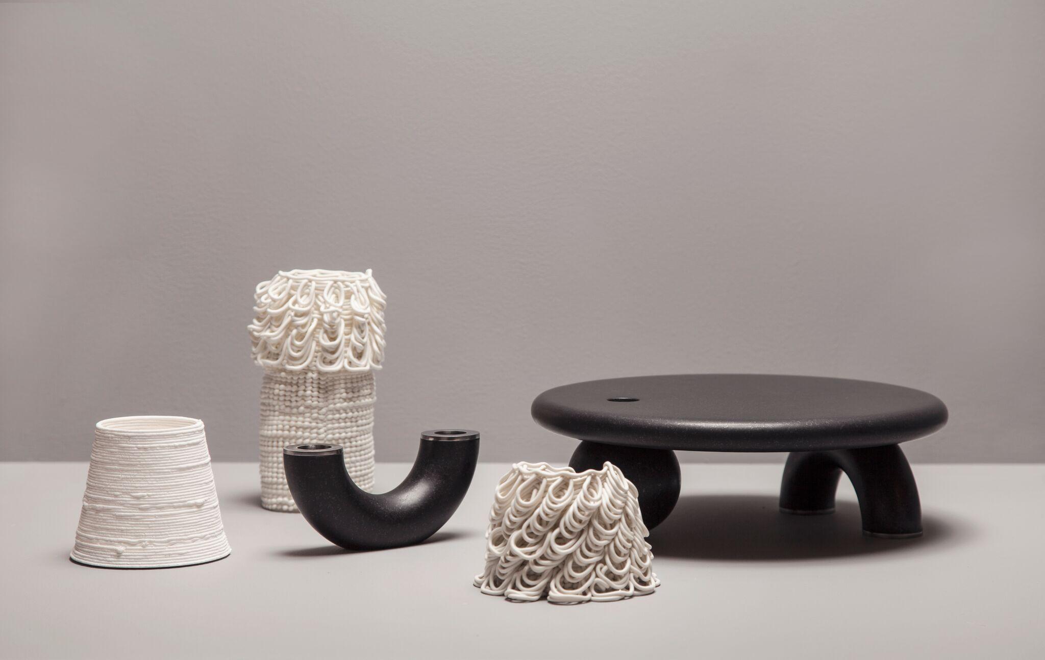 Rephrasals - A design relay between Finnish design studio Aalto+Aalto and Swedish designer Petra Lilja >>>