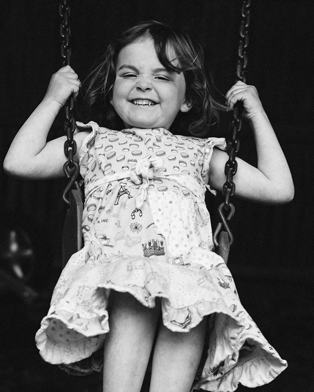 feeling pretty ready to swing into summer like this little one. ✨