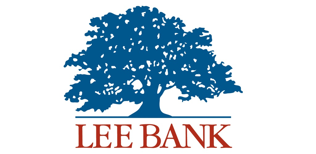 Thank you to event sponsor Lee Bank.